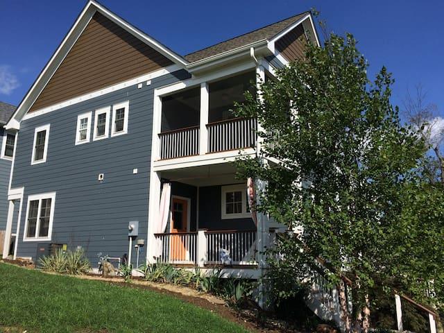 Quiet home near Belmont Restaurants - Charlottesville - House
