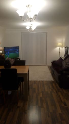 Modern apartment in Neath area of South Wales