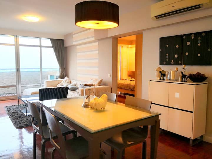 Penthouse 2 bedroom Lake view near IMPACT Donmuang