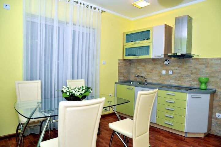 Villa Mare Studio with Sea View (2 Adults) - Krašići - Apartamento