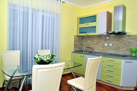 Villa Mare Studio with Sea View (2 Adults) - Krašići - 公寓