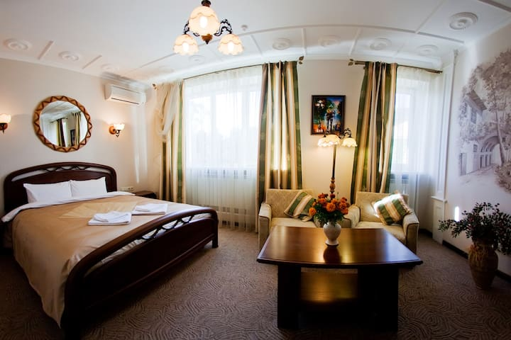 Номер в семейном B&B в Киеве - Kiev - Bed & Breakfast
