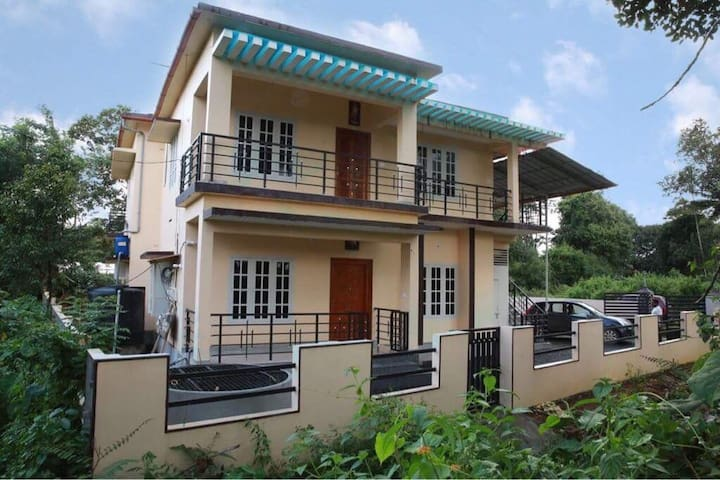 It is Ziciclys Garden service villa.