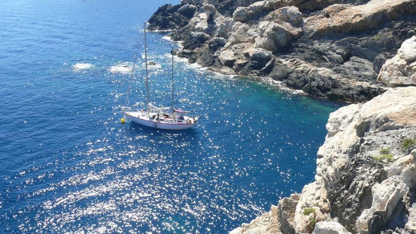 voilier pour 6 personnes - Argelès-sur-Mer - Boot
