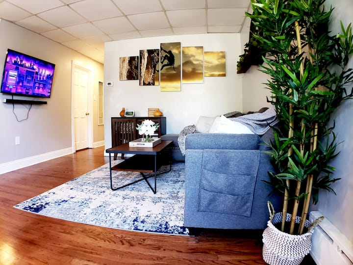 ★Garden★Parking★300Mbps★15min->AirPort&CenterCity★