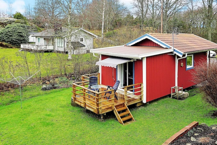 4 person holiday home in Svanesund