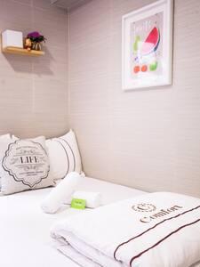 Double Room ( Tsim Sha Tsui ) - Hong Kong - Guesthouse