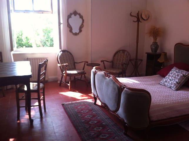Guest house in the Minervois - Sainte-Valière - Apartament