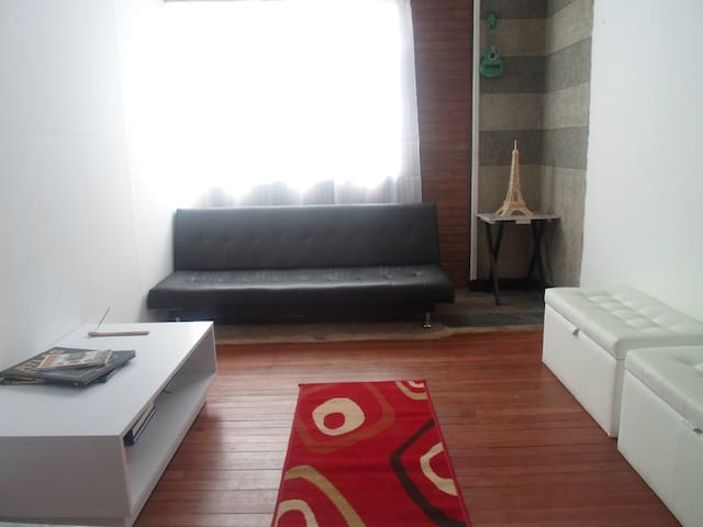 Habitación a 10 minutos del centro de la ciudad - Bogotá