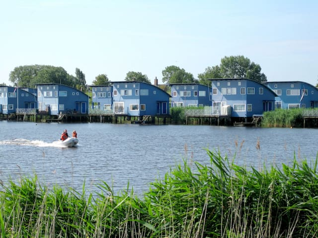 Holiday home in Lauwersmeer for 6 persons