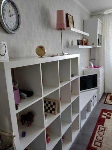 Уютная квартира в Щелково