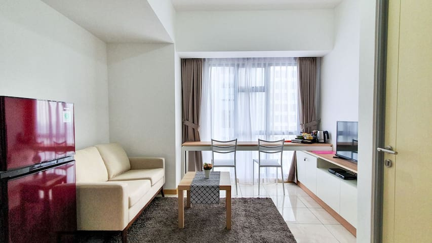 EzyStay02-5mins walk to mall (FREE WIFI & NETFLIX)