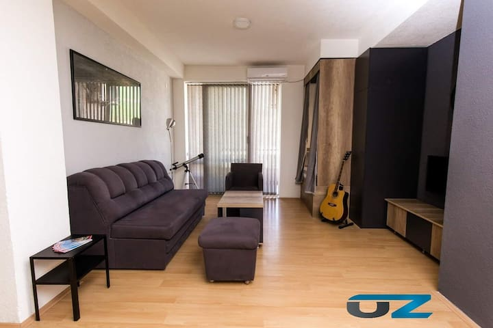 superrior stylish central apartment with terrace
