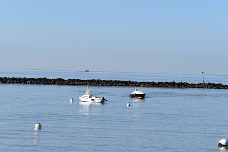 Ambiance détente au bord de l'Océan - Yves - Guesthouse