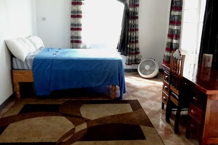 Private Room 10 mins from Port Antonio - Drapers - Lakás