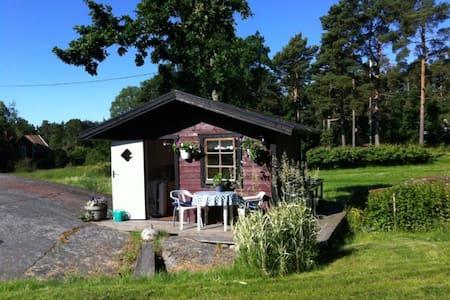 Stuga Norra Stavsudda i Stockholms skärgård - Norra Stavsudda - Gästehaus