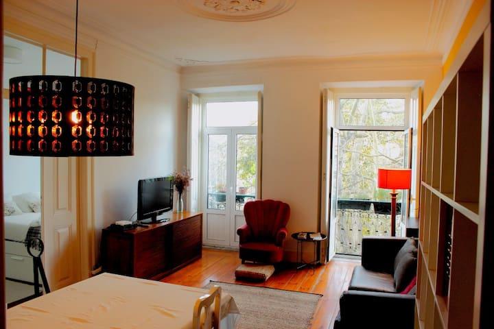 Vistalegre - Lisboa - Apartment