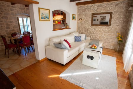 dalmatian romantic traditional apartment