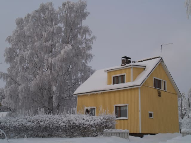 Lovely 2-floor family house with three bedrooms. - Lappeenranta - Casa