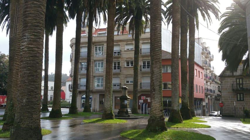 Excelente y céntrico apartamento para 4 personas - Caldas de Reyes - Apartament