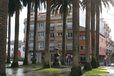 Excelente y céntrico apartamento para 4 personas - Caldas de Reyes - Apartment