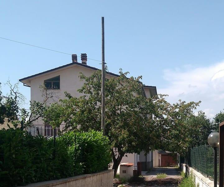 """Casa """"La Valle"""" , near Gran Sasso and L'Aquila"""