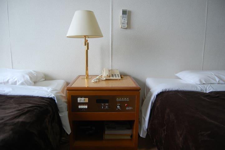 Reasonable hotel close to beach, dining & fun #601 - Kadena-chō - Hotel boutique