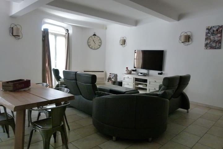 maison de village spacieuse - Oraison - Leilighet