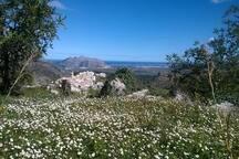 Vistas desde Benimaurell