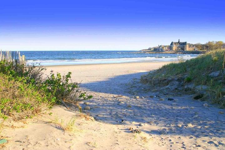 Near Narragansett beach and Newport RI -water view