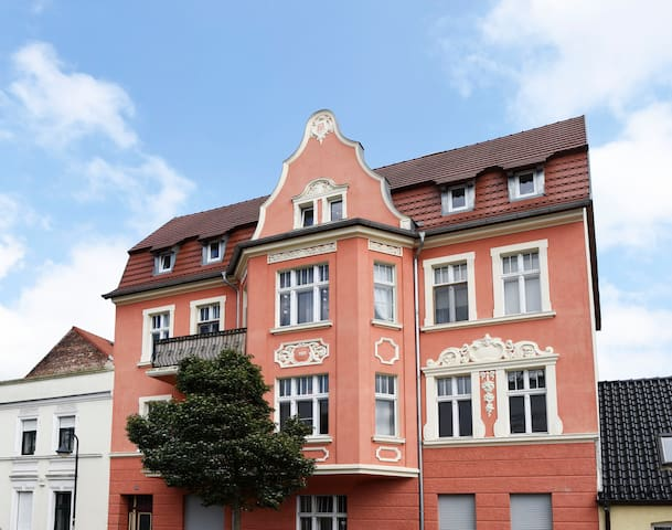 Studio-Apartment mit Dachterrasse