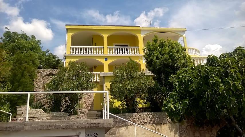 Apartement Suza II in Stinica - Stinica - Daire