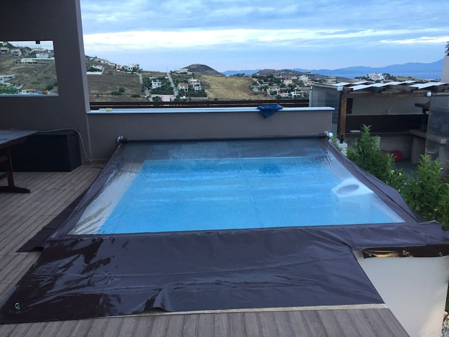 Pool protected