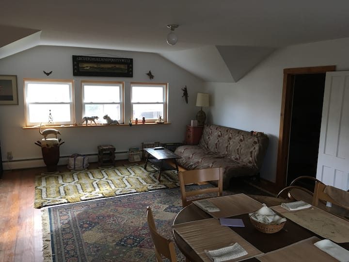 Country apartment