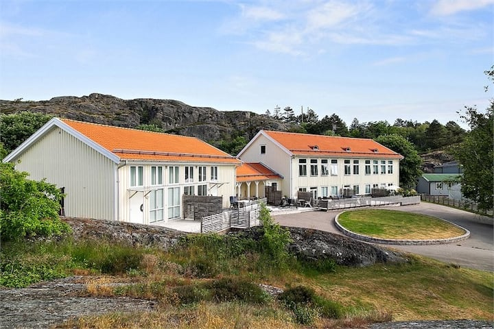 Cozy, comfy and nice apartment at lovely Dyrön!