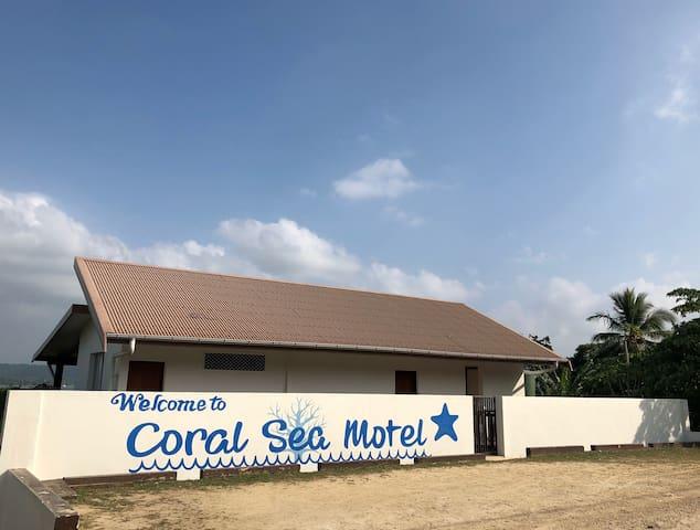 瓦努阿图-Coral Sea Motel G/Room5