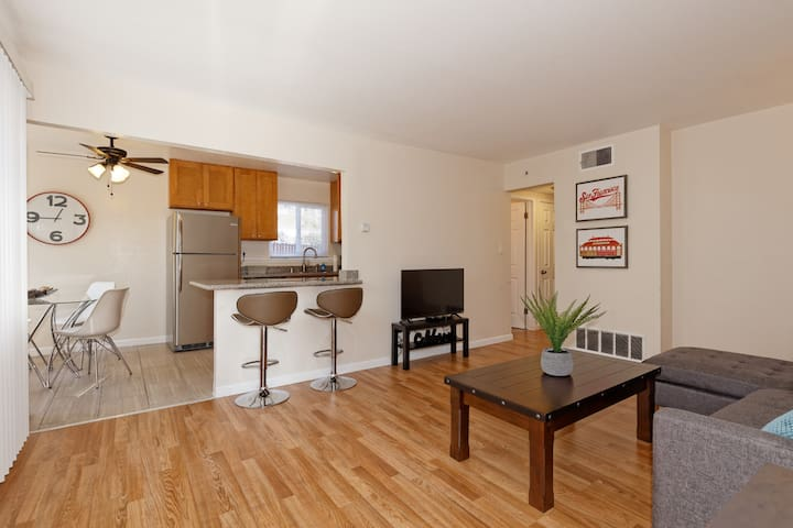 Beautiful, Newly Renovated 2BR off Piedmont Ave.