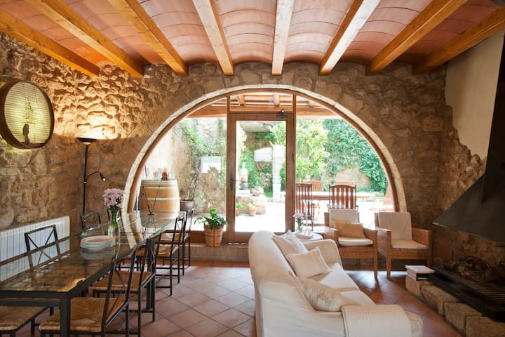 Cal Masana - A · Exclusive Cottage (35km from BCN)