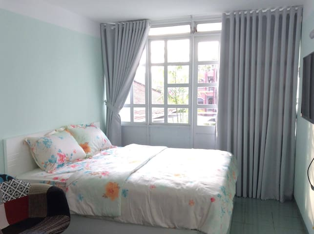 Private and comfy room in the center of district 3 - Ho Chi Minh - Casa