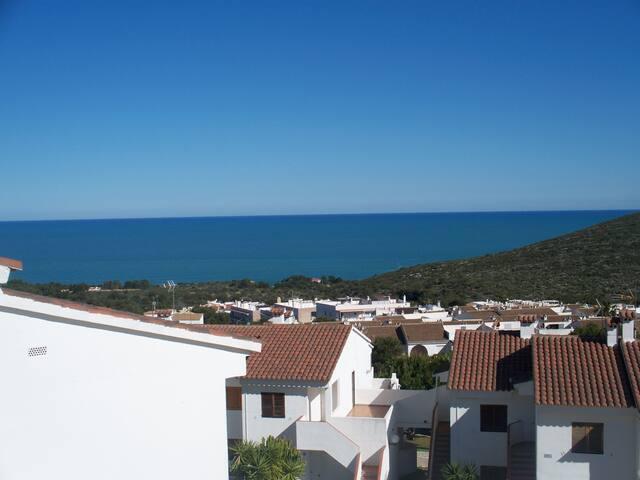 FONT SOL, Vue mer et montagne - Peníscola - Apartment