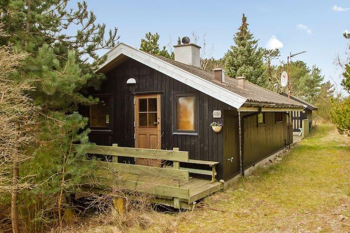 Sommerhus på Sjællands Odde - skøn naturgrund - Sjællands Odde