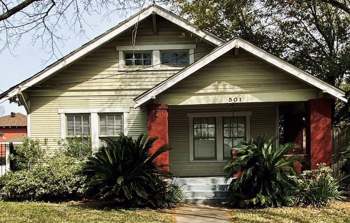Historic Bungalow in the Heart of Houston