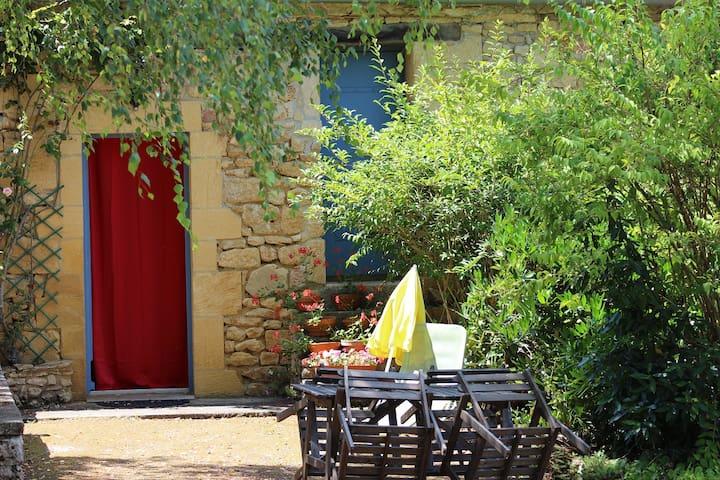 Chambre d'hôtes route de Sarlat-Périgord.
