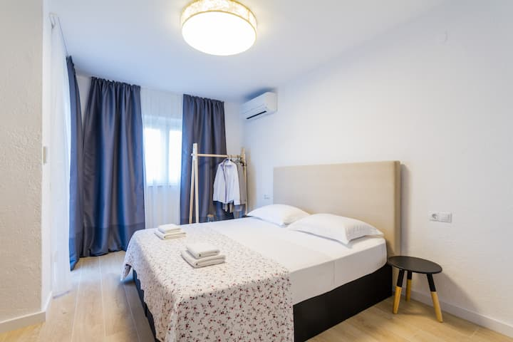Lumbarda room with balcony