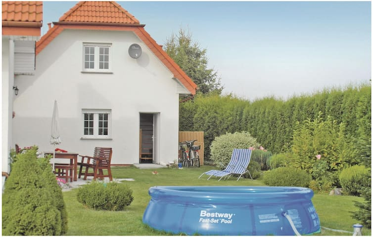 Holiday cottage with 1 room on 60 m²