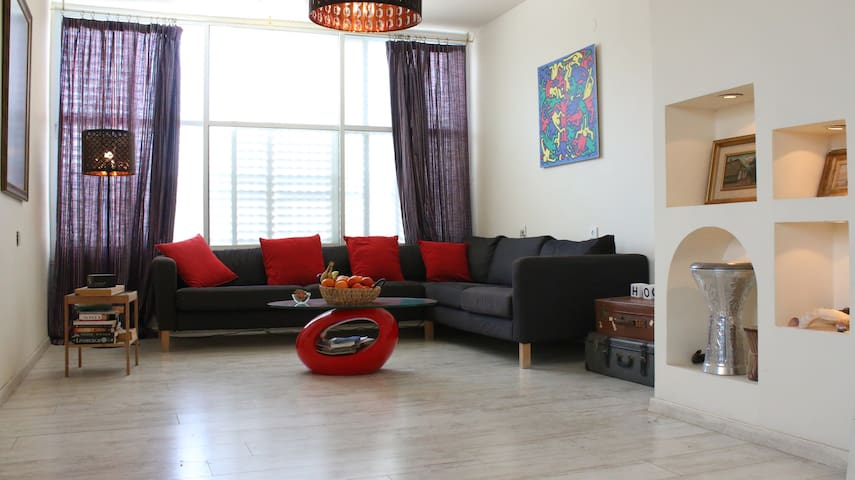 Big appartement in Ra'anana, close to Tel Aviv