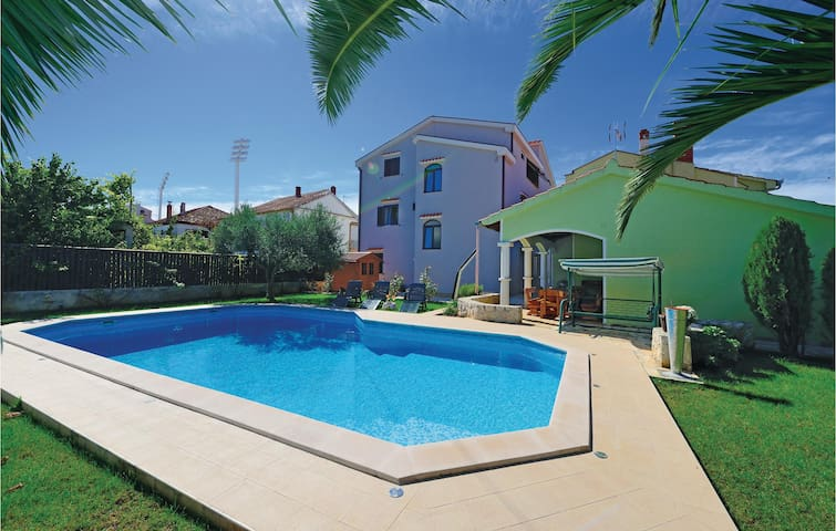 Holiday apartment with 2 bedrooms on 57m² in Zadar