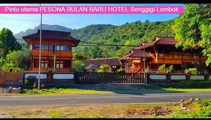 Senggigi BED & BREAKFAST For Group