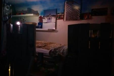 ROOM WITH 2 SINGLE BEDS - Spijkerboor