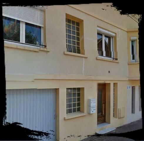 ☺☺ Gîte 6p à Charleville Mézières ☺☺